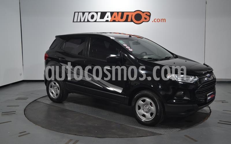 Ford EcoSport 1.6L S usado (2015) color Negro Ebony precio $870.000