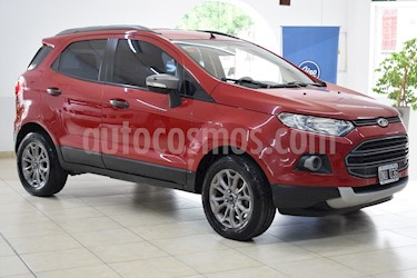 Ford EcoSport 1.6L Freestyle usado (2015) color Rojo precio $708.750