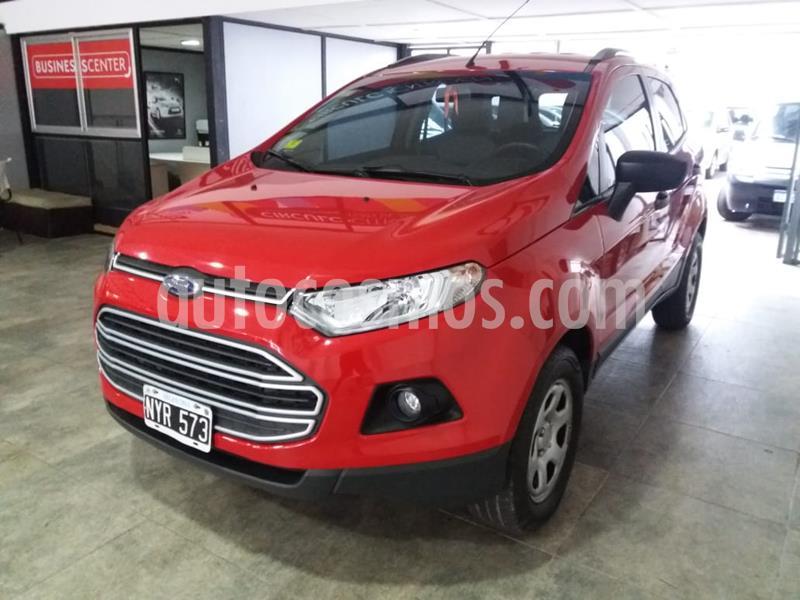 Ford EcoSport 1.6L SE usado (2014) color Rojo precio $944.900