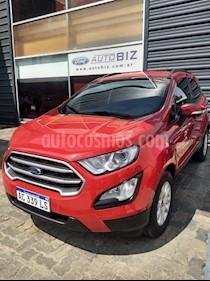 Ford EcoSport SE 1.5L Aut usado (2018) color Rojo Rubi precio $880.000