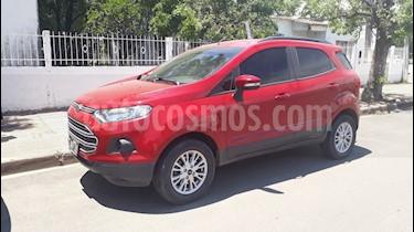 Ford EcoSport 1.6L SE usado (2015) color Rojo precio $585.000