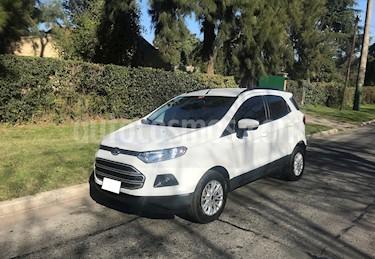 Ford EcoSport 1.6L SE usado (2015) color Blanco Marfil precio $710.000