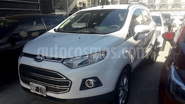 Ford EcoSport 1.6L Titanium usado (2013) color Blanco Oxford precio $580.000
