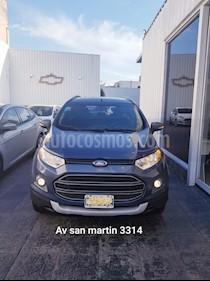 Foto Ford EcoSport 1.6L Freestyle usado (2013) color Azul Oceano precio $550.000