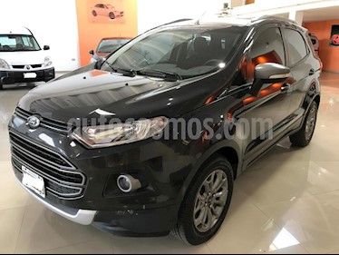 Ford EcoSport 1.6L Freestyle usado (2013) color Gris Oscuro precio $519.000
