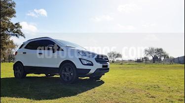 Ford EcoSport Freestyle 2.0L 4x4 Aut usado (2018) color Blanco precio $1.520.000