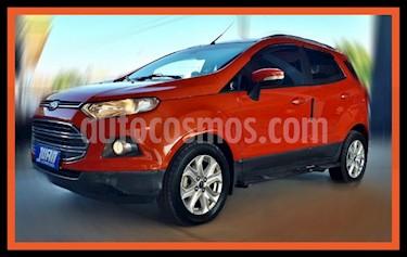 Ford EcoSport 2.0L Titanium  usado (2013) color Naranja precio $720.000