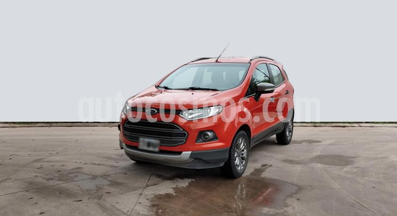 Ford EcoSport 1.6L Freestyle usado (2014) color Naranja precio $930.000