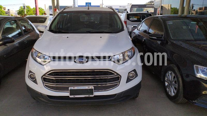 Ford EcoSport 1.6L Titanium usado (2014) color Blanco precio $1.190.000