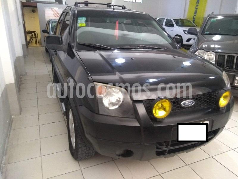 Ford EcoSport 2.0L 4x2 XLT  usado (2005) color Negro precio $410.000