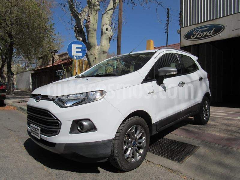 Ford EcoSport 1.6L Freestyle usado (2013) color Blanco Oxford precio $789.800