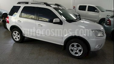 Ford EcoSport 1.6L 4x2 XLT Plus usado (2010) color Blanco precio $440.000