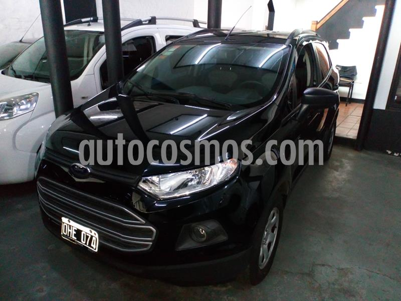 Ford EcoSport 1.6L SE usado (2014) color Negro precio $870.000