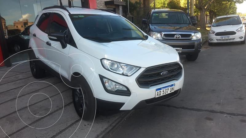 Ford EcoSport Freestyle 2.0L 4x4 Aut usado (2019) color Blanco Oxford precio $2.090.000
