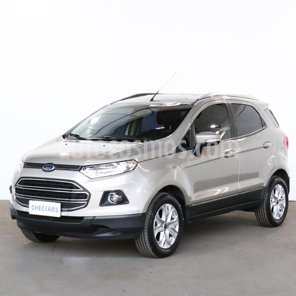 Ford EcoSport 1.6L Titanium usado (2013) color Plata precio $955.000