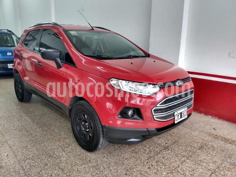Ford EcoSport 1.6L SE usado (2013) color Rojo precio $750.000