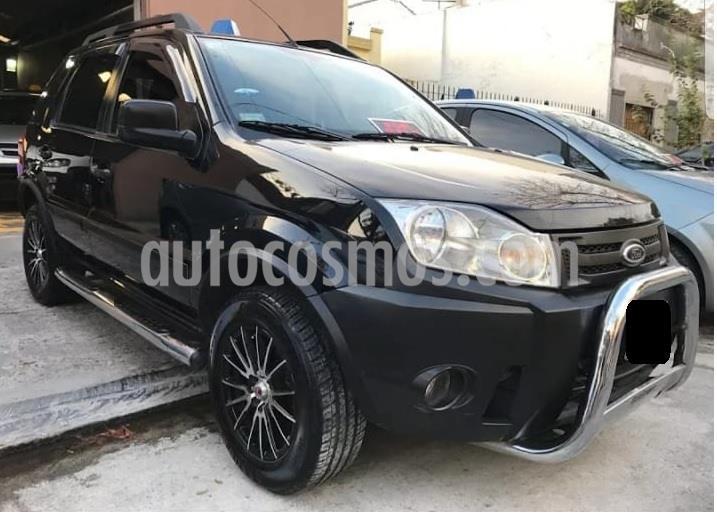 Ford EcoSport 1.6L 4x2 XLS usado (2012) color Negro precio $725.000
