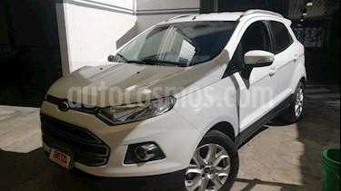 Ford EcoSport 1.6L Titanium usado (2014) color Blanco Oxford precio $630.000