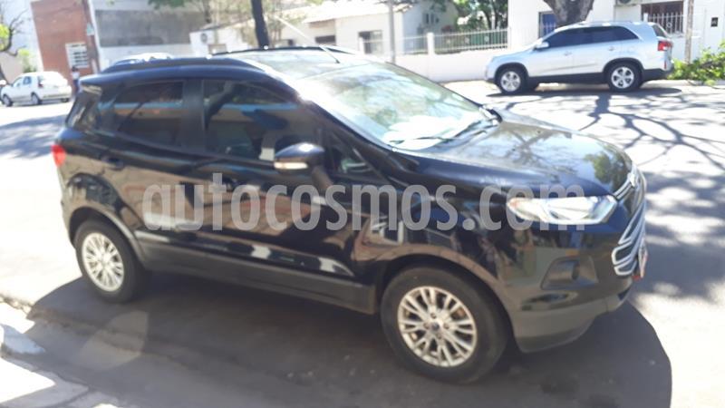 Ford EcoSport 1.6L SE usado (2015) color Negro Ebony precio $1.150.000