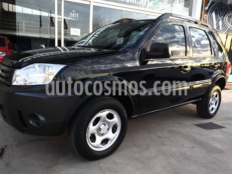 Ford EcoSport 2.0L 4x2 XLS  usado (2011) color Negro precio $750.000