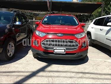 Ford EcoSport 1.6L SE usado (2015) color Rojo precio $825.000