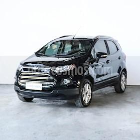 Ford EcoSport 1.6L Titanium usado (2013) color Negro precio $633.000