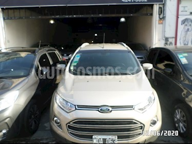 Ford EcoSport 2.0L Titanium  usado (2013) color Dorado precio $745.000