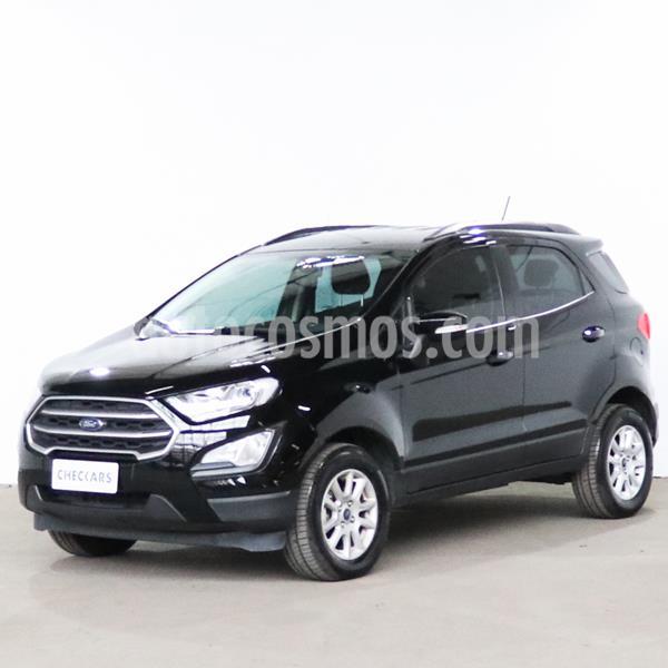 Ford EcoSport SE 1.5L usado (2017) color Negro Ebony precio $1.275.000