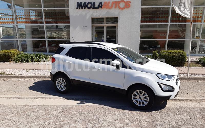 Ford EcoSport 1.5L SE TDi usado (2018) color Blanco Marfil precio $1.550.000