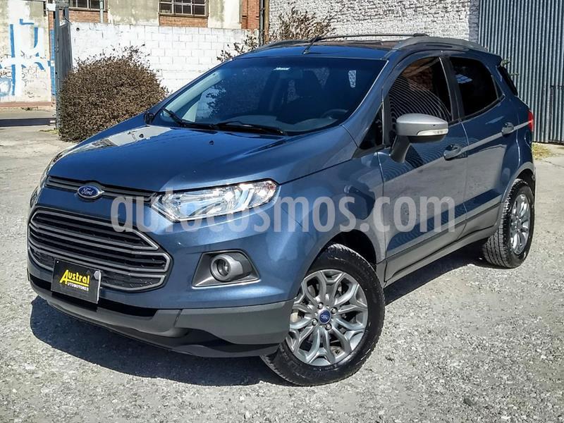 Ford EcoSport 1.6L Freestyle usado (2013) color Azul Celeste precio $520.000