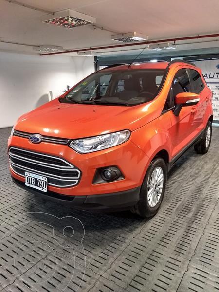 Foto Ford EcoSport 1.6L SE usado (2015) color Rojo Marte precio $1.185.000
