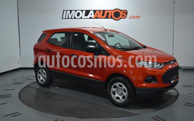 Ford EcoSport 1.6L S usado (2014) color Naranja precio $710.000