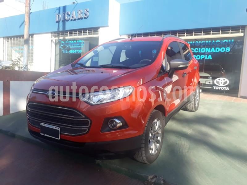 Ford EcoSport 1.6L Freestyle usado (2014) color Naranja precio $840.000