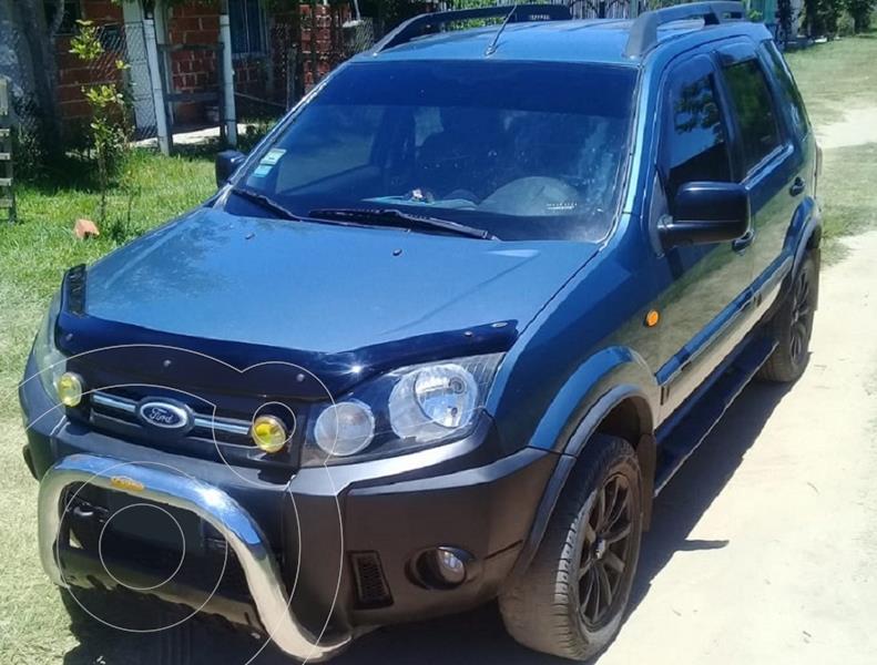 Ford EcoSport 1.6L 4x2 XLS Plus usado (2011) color Celeste precio $680.000