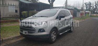Ford EcoSport 1.6L SE usado (2014) color Plata Metalico precio $550.000