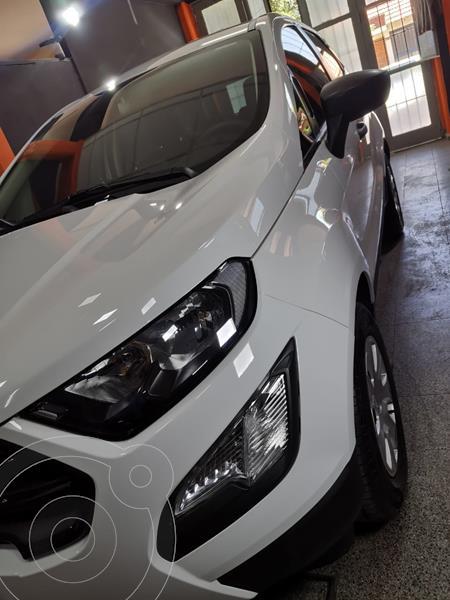 Ford EcoSport 1.5 S TDi usado (2019) color Blanco Oxford precio u$s10.000