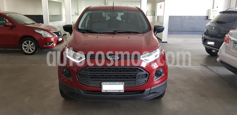 Ford EcoSport 1.6L S usado (2016) precio $790.000