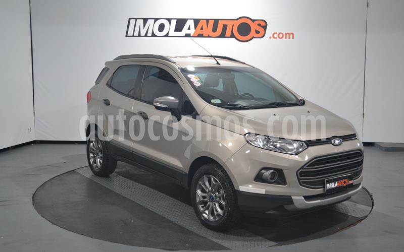 Ford EcoSport 1.6L 4x2 Freestyle  usado (2014) color Bronce precio $690.000