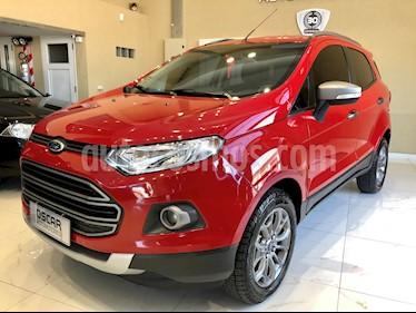 Ford EcoSport 1.6L 4x2 Freestyle  usado (2013) color Rojo precio $569.000