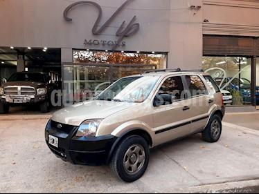 Ford EcoSport 1.6L 4x2 XLS  usado (2007) color Dorado precio $480.000