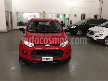 Ford EcoSport 1.6L S usado (2015) color Rojo Bari precio $520.000