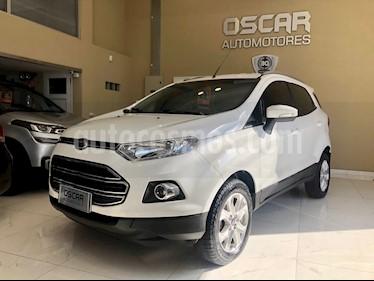 Ford EcoSport 1.6L Titanium usado (2017) color Blanco Oxford precio $1.449.000