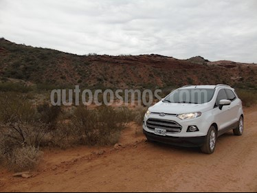 Ford EcoSport Titanium 2.0L Aut usado (2014) color Blanco Oxford precio $500.000