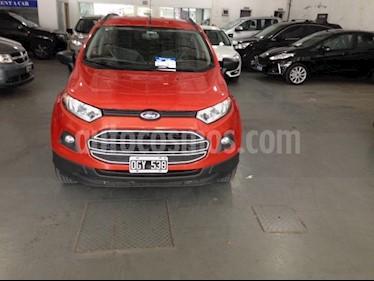Ford EcoSport 1.6L SE usado (2014) color Rojo Marte precio $470.000
