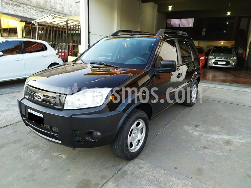 Ford EcoSport 1.6L 4x2 XLS usado (2011) color Negro Ebony precio $590.000