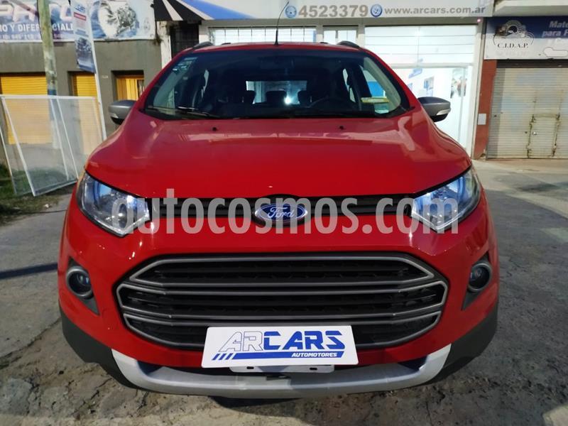Ford EcoSport 1.6L 4x2 XLS usado (2014) color Rojo Bari precio $930.000
