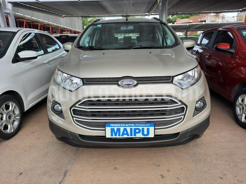 Ford EcoSport 1.6L SE usado (2015) color Perla Ocre precio $1.190.000