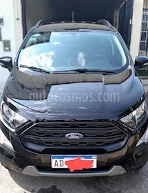 Ford EcoSport Freestyle 1.5L usado (2019) color Negro precio $1.350.000