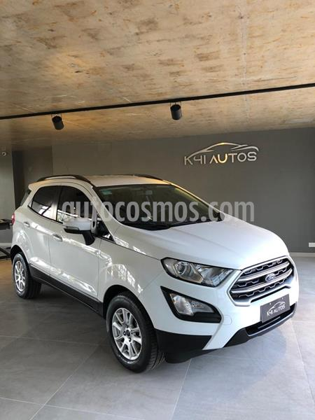 foto Ford EcoSport 1.5L SE TDi usado (2019) color Blanco precio $1.417.500