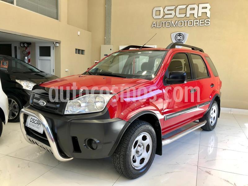 Ford EcoSport 1.6L 4x2 XLS  usado (2010) color Rojo precio $789.000